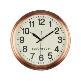 Nástěnné hodiny Bloomsbury