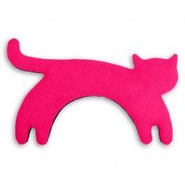 Hřejivý polštář Minina Pink 17x39 cm