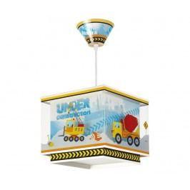 Závěsná lampa Constructor