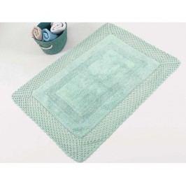 Koupelnová předložka Lizz Mint 80x115 cm