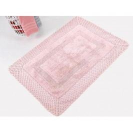 Předložka do koupelny Lizz Pink 55x72 cm