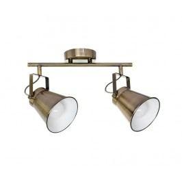 Svítidlo Tekla Double Antique Brass