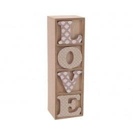 Krabice Love