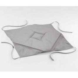 Polštář na sezení Essentiel Grey 36x36 cm