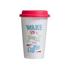 Cestovní hrnek Wake Up 330 ml