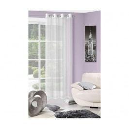 Záclona Lara White 140x250 cm
