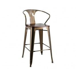 Barová židle Brass