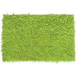 Předložka do koupelny Shaggy Green 40x60 cm