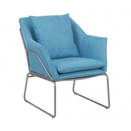 Křeslo Comfy Blue