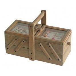 Krabička na šicí potřeby Concertina Sewing
