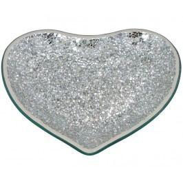 Dekorační podnos Mosaic Heart