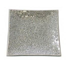 Dekorační podnos Silver Mosaic