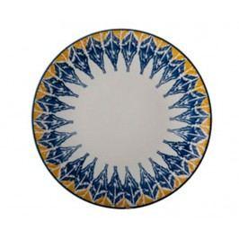 Mělký talíř Ikat