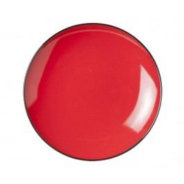 Dezertní talíř Finesse Red