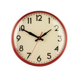 Nástěnné hodiny Wellington Red
