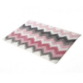 Koupelnová předložka Leron Pink 70x110 cm