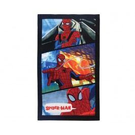 Ručník Spiderman Power 70x120 cm Dětské župany a dětské ručníky