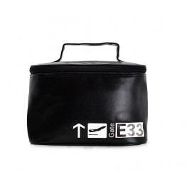 Kosmetická taška Gate Black and White