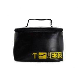 Kosmetická taška Gate Black and Yellow