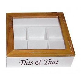 Krabice s víkem This & That