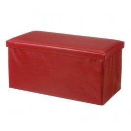 Skládací lavička Simple Red