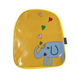 Školní batoh Love Yellow