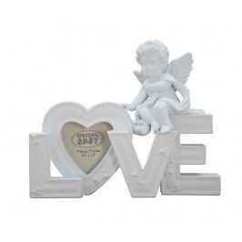 Fotorámeček Angel Love