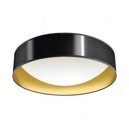 Stropní svítidlo Tiziano Black Golden S