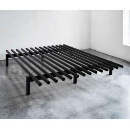 Rám postele Pace Black 180x200 cm