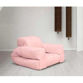 Rozkládací křeslo Hippo  Pink