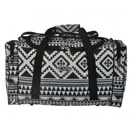 Cestovní taška Aztec Black