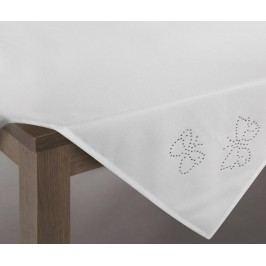 Ubrus Melania White 85x85 cm