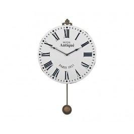 Nástěnné hodiny s kyvadlem Hotel Antique