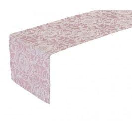 Středový ubrus Vintage Pink 45x150 cm