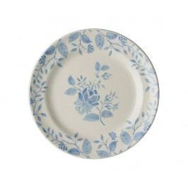 Dezertní talíř Fleurs Bleues