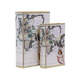 Sada 2 krabic ve tvaru knihy Angel