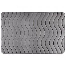 Koupelnová předložka Wave Steel 60x90 cm