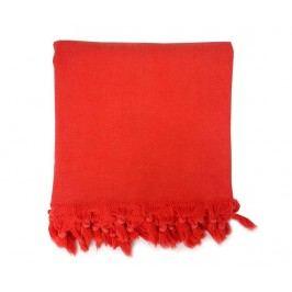 Deka Stone Washed Grenadine Red 140x210 cm