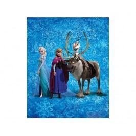 Pléd Disney Frozen Team 130x160 cm