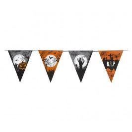 Girlanda Spooky Flags