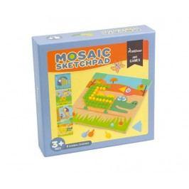 Vzdělávací hra Mosaic Sketchpad