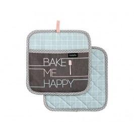 Sada 2 podložek pod horké nádoby Bake Me Happy