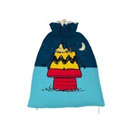 Cestovní sáček Snoopy House Camp