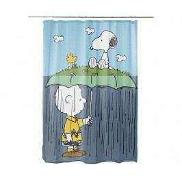 Sprchový závěs Charlie Brown Rain 180x200 cm