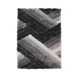 Koberec Lattice Grey and Silver 160x230cm