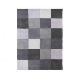 Koberec Squared Grey 160x230cm