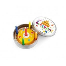 Svíčka Birthday