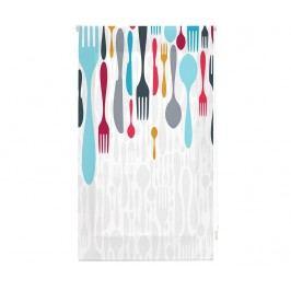 Zatemňovací roleta Meals 100x180 cm
