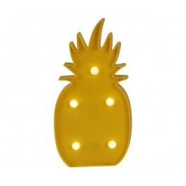 Světelná dekorace Pineapple
