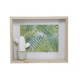 Fotorámeček Little White Cactus